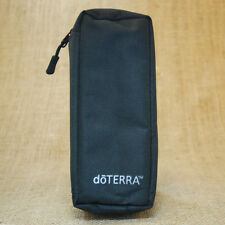 doTERRA Empty 5-OIL plus BLACK ZIPPERED Essential Oil NEW Unopened SHIPS 24 hrs