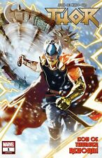 Marvel 2018 Thor #1 Main Cover NM Bagged & Boarded Unread