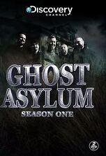 Ghost Asylum: Season One [DVD-R]