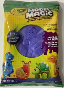 Crayola Model Magic-Purple 4 oz.  Perfect For Slime.