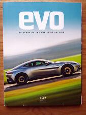 Evo 247 Vantage R8 RWS vs BMW M4 CS Cayman GTS Ferrari Portofino vs DB11 Volante