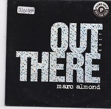 Marc Almond-Out There promo cd single