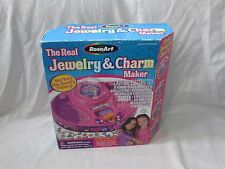 2006 RoseArt The Real Jewelry & Charm Maker New in Box