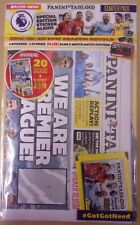 Premier League Tabloid Special Edition Panini Sticker Collection ~ Starter Pack
