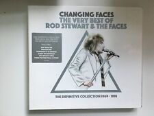 Rod Stewart -  Changing Faces - The Very Best of (2003) 2xCD Free Postage