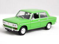 VAZ 2103 Zhiguli LADA Green Legendary Soviet Sedan 1/43 Scale Diecast Model Car