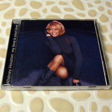 Whitney Houston - My Love Is Your Love JAPAN CD Very Good #B04*