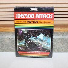 Atari 400/800 - Imagic Demon Attacks Game