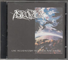 ASTROFAES - the attraction heavens and earth CD