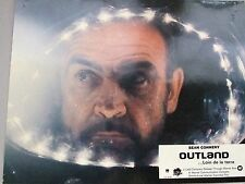 SEAN CONNERY LOBBY CARD OUTLAND... LOIN DE LA TERRE