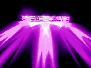 5 LED [UV / Ultra Violet] Pod for Motorcycle/Bike/Car/Home/Boat 12V Bar Light