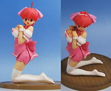 Toys Solid Works Koharubiyori Minori Pink Waitress Pvc Figure 100% Authentic