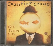 COUNTING CROWS This Desert Life CD 10 track BOOKLET 24 page