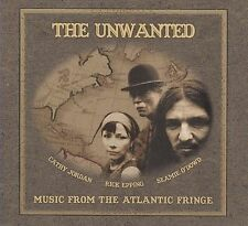 THE UNWANTED Music from the Atlantic Fringe - NEW SEALED CD Cathy Jordan Epping