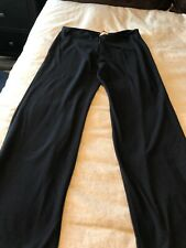 NWT Mom's the Word Black Soft Lounge Pants Size XL