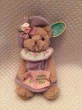 """Bearington Bear Miniature ~ Happy Mother's Day ~ """"Sweet Mom"""" ~ 6"""" ~ NEW Rare!"""