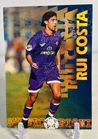 RUI COSTA Panini Calcio 97 Card Supercampioni #244 FIORENTINA