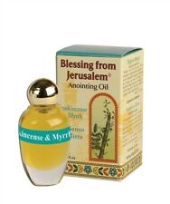 Frankincense and Myrrh Anointing Holy Oil with Biblical Spices 10ml/0.34oz