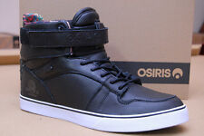 Osiris Rhyme Remix Skateboard Men's Size 11 Black New Sneakers Shoes