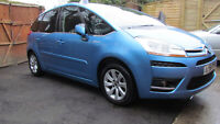 Citroen C4 Picasso 2.0i Excl EGS AUTOMATIC  FULL s/h  needs clutch ! does drive