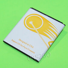 5040mAh Extended Slim Battery For Sprint Samsung Galaxy S4 L720 i9500 i9505