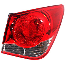 Fits 11-13 Chevrolet Cruze Tail Lamp / Light Quarter Mounted Right Passenger