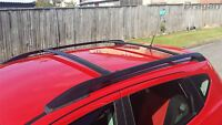 To Fit 2007 - 2014 Nissan Qashqai Aluminium Roof Rack Rails And Cross Ladder Bar