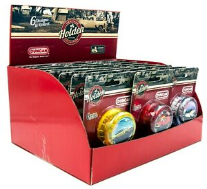 Genuine Duncan Heritage Holden Yo-Yo Collection Edition New **AU Stock**