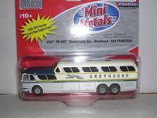 C.M.W. Mini Metals #33108  Greyhound Scenicruiser