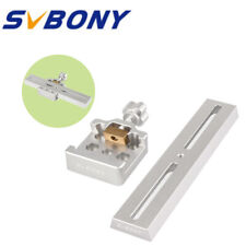 SVBONY 210mm Dovetail Mounting Plate+Middle-Sizes Dovetail Clamp  For Telescope