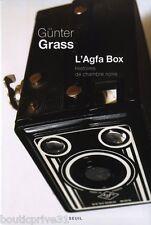 Livre  Broché - L'agfa Box - Histoires De Chambre Noire