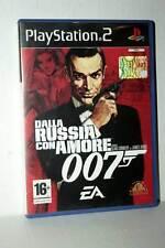 007 DALLA RUSSIA CON AMORE USATO OTTIMO SONY PS2 EDIZIONE ITALIANA GD1 41904