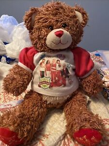 "Build a Bear Disney High School Musical 3 Movie 15"" Plush Plus Outfit EUC"