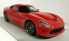 Top Marques 1/18 Scale Dodge Viper GTS SRT Red Resin cast Model Car