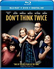 DON'T THINK TWICE 2016 Blu-Ray/DVD/Digital HD >NEW<