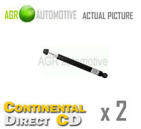 2 x CONTINENTAL DIRECT REAR SHOCK ABSORBERS SHOCKERS STRUTS OE QUALITY GS3165R