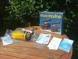 EWA MARINE Unterwassergehäuse für Videokamera Aqua Housing UNBENUTZT (NEU) + OVP