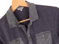 kd1548 TED BAKER Polo T-shirt violet original Premium Taille 2