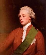 Dream-art Oil painting george romney portrait of frederick, 5th earl of carlisle