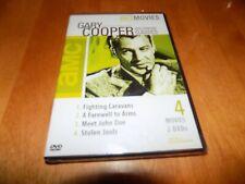 GARY COOPER HOLLYWOOD CLASSICS AMC 4 Movie Classics 2-DISC DVD SET SEALED NEW