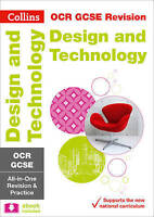 OCR GCSE 9-1 Design & Technology All-in-One Revision and Practice by Collins GCS