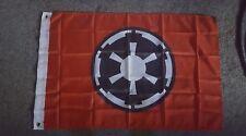 star wars imperium flagge banner 60×90 empire polyester Fahne Hissflagge neu