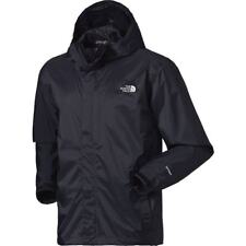 The North Face Stinson Rain Jacket Mens Windbreaker Black NWT Size L