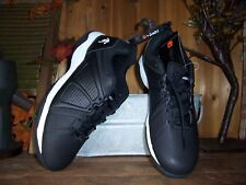 AND1 MENS ATHLETIC BASKETBALL SHOES SIZE 7.5 BLACK WHITE CASUAL SPORTS SHOE