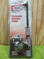 Total Travel South Bend Telescopic Spinning Combo New, Never Opened
