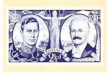 National Postal Museum cards. Edmond Dulac. SS/8. 05-82.