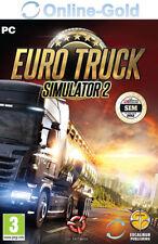 Euro Truck Simulator 2 ETS II - PC Steam Juego Código - [Simuladores] ES/EU