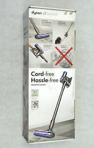 Dyson V7 Animal Cordless Stick Vacuum Cleaner Iron New Sealed