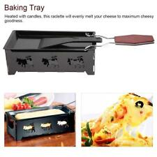 Non-stick Cheese Mini Oven Raclette Grill Plate Accessory Handle Grilling Tools