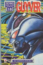 manga STAR COMICS GUYVER numero 18